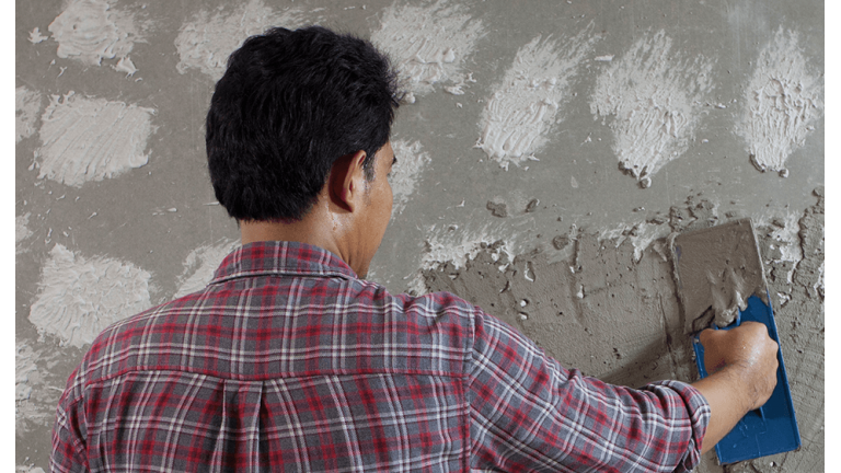Increase Bonding Of Plastering And Screeding On Concrete